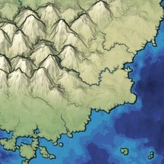 Procedural map generator allowing painting of terrain Writing A Book, Writing Tips, Creative Writing, Writing Prompts, World Generator, Map Maker, Map Skills, Character Development, Cartography