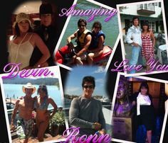 The beautiful Devin Devasquez & Ronn Moss. so love these two