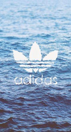 Adidas Ocean | iPhone wallpaper