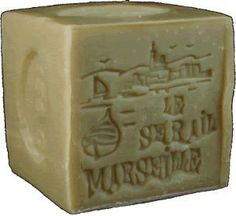 Savon de Marseille (Marseilles Soap) - Green Apple Soap Cube 150g - Handcrafted pure olive oil French soap by Le Sérail Savon de Marseille. $6.00. Handmade by the last remaining traditional soapmaker in Marseilles - Savonnerie Le Serail. 80% olive oil base, quadruple milled. Pure, gentle and naturally moisturizing. Free of sodium laureth/lauryl sulfate, phthalates, parabens, tallowate, synthetic fragrance or artificial coloring; 100% biodegradable; Not tested o...
