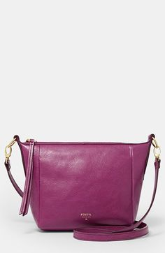 Fossil 'Sydney' Crossbody Bag, Small available at #Nordstrom