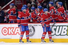 Montreal Stays Hot in Win Over New Jersey