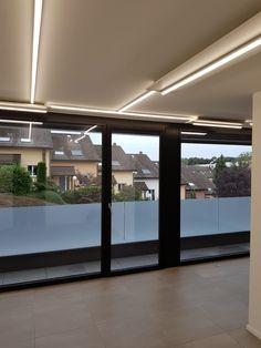 Lichtkonzept für Nähatelier Windows, Outdoor Decor, Home Decor, Atelier, Window, Interior Design, Home Interior Design, Ramen, Home Decoration