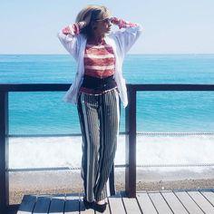 Des rayures des rayures des rayuuuuuures #fashioncrush  #fashion #fashiongram #fashionblog #fashionpost #instadaily #look #blogger #lookoftheday #lookdujour #ootd #outfitpost #blogueuse #frenchblogger #frenchriviera #cotedazur #modeuse #modeaddict #blogueusemode #alpesmaritimes #fashionpost #rayures #italianfashion