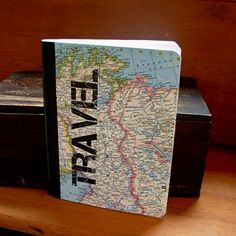 Travel Journal - Looking back might be a good thing. Places you stayed, visitied, ate at... Maybe one day you'll want to visit again.