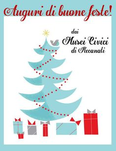 Tanti auguri dai Musei Civici di Recanati! Merry Christmas and Happy New Year from Civic Museums of Recanati!