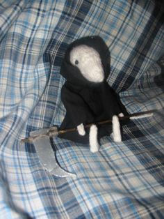 Terry Pratchett's Discworld: DEATH of Rats Pattern