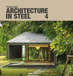 Thailand architecture in steel 4  978-616-7800-56-1 / 296 pages / hard cover with jacket / 2015 / English / 240 x 250 mm. / Price THB 1,500 / EUR 46  The '4th series of Thai Architecture in Steel' provides proof of the richness of Thai construction, and the projects featured in the book reflect the increased confidence and design wisdom of Thai designers in recent years. The book showcases a variety of designs; for large buildings, for small buildings, and even residential buildings. This…