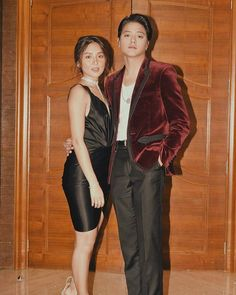 Perfect together. Kathryn Bernardo Photoshoot, Filipina Girls, Filipina Beauty, Daniel Padilla, Perfect Together, Ulzzang Couple, Prom Looks, Cute Couples Goals, Couple Goals