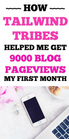My brand new blog would not have taken off as fast as it has if I wasn't using Tailwind Tribes. See how I got 9,000 pageviews in my very first month of blogging.  #pintereststrategy #pintereststrategies #PinterestTools #pinterestmarketing #tailwindtribes