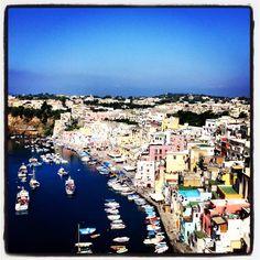 Procida - Italy