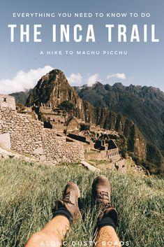 The Inca Trail in Peru is one of the most famous hikes in the world, and undoubtedly the most magical way to arrive at Machu Picchu. Limits on numbers however mean that it's important to know exactly when and how to book, what to pack, and just how diffic Adventure Tours, Adventure Travel, Bolivia, Ecuador, Patagonia, Titicaca, Inka, Peru Travel, Berlin Travel