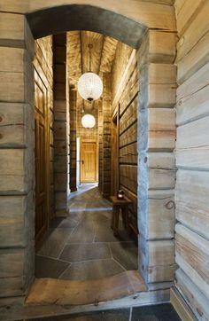 FINN – Veggli/Svartli - Flott hytte i laftet tømmer med høy standard, utsikt og gode solforhold