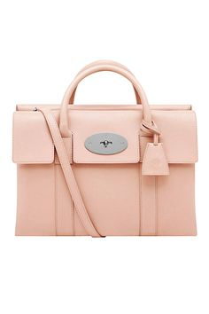 Mulberry bag,   Also very cute!  Pink spring!!