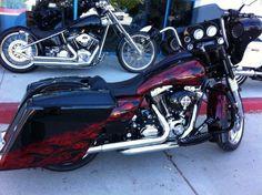 Custom Harley Davidson Baggers | ... your Harley From Stock to Custom Bagger... - Harley Davidson Forums