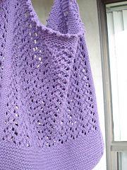 Ravelry: Sweetly Kinky Market Bag pattern by Carolyn E Webb