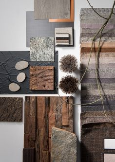 Material Color Palette, Color Palettes, New York Loft, Material Board, Diy Storage, Gallery Wall, Design Boards, Lugano, House Design