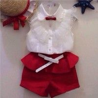 Material: Cotton Blend Attention plz: If your kid is chubby, we recomend choosing a larger size, tha
