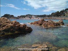 TOSSA DE MAR: Punta de Sa Llonga, Platja de la Mar Menuda