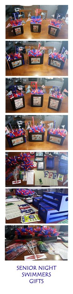 Senior Night Gifts for Swimmers