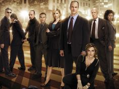Law and Order: SVU is by far my favorite show to watch!!!!!!