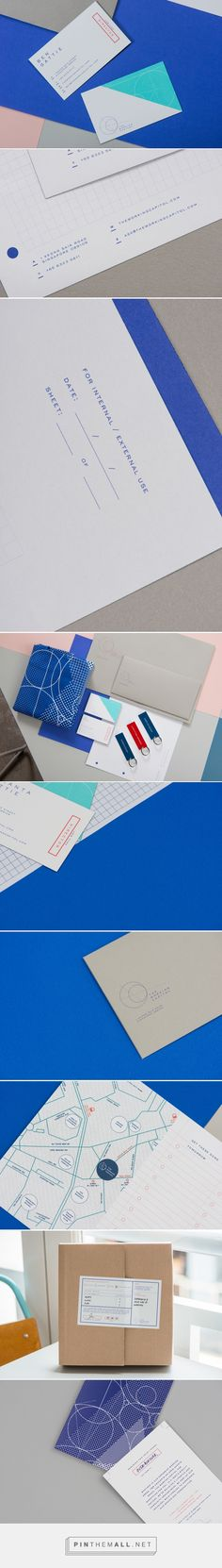 The Working Capitol – Branding on Behance - created via http://pinthemall.net