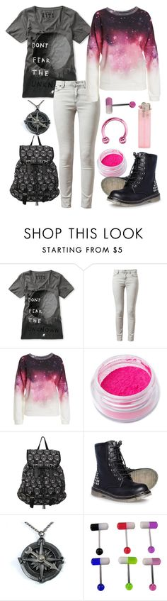 """""""AGAIN. going to shamelessly advertise that I am now taking requests."""" by opalescent-skin ❤ liked on Polyvore featuring Glamour Kills, Acne Studios, Bardot and Pointer"""