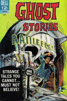 Ghost Stories #14 (Issue)