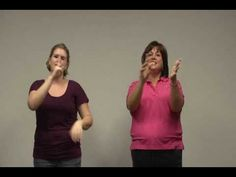 Christian Children's Sign Language Song - Come on Ring those bells, The ...