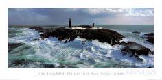 #Lighthouse - #Phare de Slyne Head, Galway, #Irlande Posters by Jean Guichard at AllPosters.com   -   http://dennisharper.lnf.com/