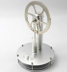 Sunnytech® Low Temperature Stirling Engine Motor Steam Heat Education Model Toy Dwcl-01 Sunnytech® http://www.amazon.com/dp/B00LWVCF8G/ref=cm_sw_r_pi_dp_ppUpvb0YGPWFZ