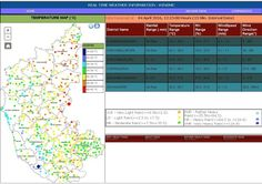 The solution developed by ESRI India has enabled KSNDMC to retrieve large amounts of data within milliseconds and send alerts like 'high intensity rainfall' to end users on-the-fly