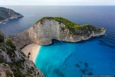 Bahia de Navagio(Grecia)