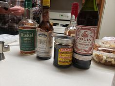 Peter Machinis Whiskey Bottle, Food, Meals, Yemek, Eten