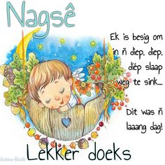 Good Night Blessings, Goeie Nag, Good Night Greetings, Quotes For Whatsapp, Afrikaans Quotes, Good Night Quotes, Inspirational Quotes, Words, Fictional Characters