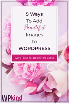 I am going to take you through how to add beautiful images to your WordPress blog post using the Gutenberg block editor in WordPress for beginners. I take you through everything you need to know to make your images pop and your blog post sparkle with life! Images placed within the post content is a great way to add interest and break up text making for enhanced reader engagement. #wordpressforbeginners #wordpresstutorials #wordpresstips #wordpresslayout #blogging #bloggingtips #bloggingtutorials