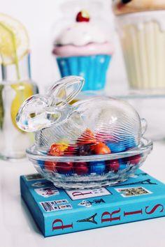 Easter glassware www.mauvert.com Snow Globes, Easter, Inspiration, Home Decor, Biblical Inspiration, Decoration Home, Room Decor, Easter Activities, Home Interior Design