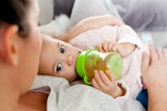 6 tips for transitioning to a sippy cup