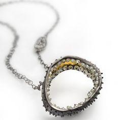 Funky Jewelry, Cute Jewelry, Modern Jewelry, Boho Jewelry, Pendant Jewelry, Jewelry Art, Jewelery, Fashion Jewelry, Jewelry Design