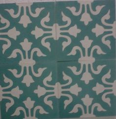 Modelo 154 #casa #home #azulejos #tiles #floor #walls #Spanish #Spain #floral