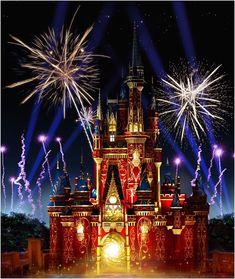 最高オブ最高であります。LINK: First Listen: Sneak a Peek at Our 'Happily Ever After' Theme Song | Disney Parks Blog