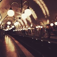 Cite station in Paris France