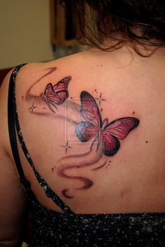 Butterflies against Breast Cancer by ~MyocardialInfarction on deviantART
