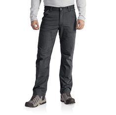 13f825a90cf Shop Carhartt for a wide selection of pants for men designed to work as  hard as you do.
