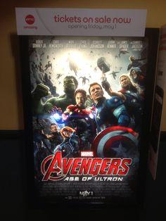 Final poster. C'mon April 30.