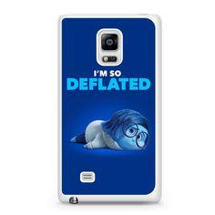 Sadness I'm So Deflated Samsung Galaxy Note Edge Case