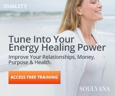 Tune Into Your Energy Healing Power