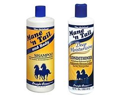 Mane n Tail Shampoo  Conditioner Duo Set Original Shampoo And Deep Moisturizing Conditioner * Details can be found by clicking on the image.(This is an Amazon affiliate link and I receive a commission for the sales)