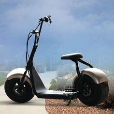 Zuma electric bike 60V lithium battery