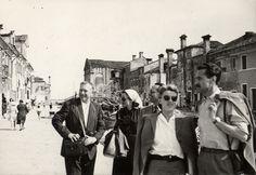 Marcel Breuer, Franco Albini in Venice
